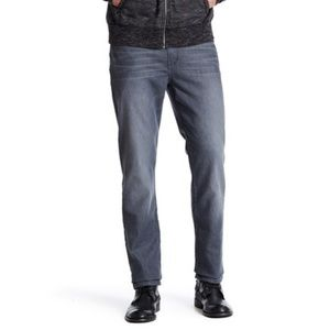 EUC Men's Joe's The Brixton Straight Gray Jeans